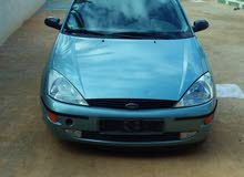 For sale 2002 Turquoise Focus