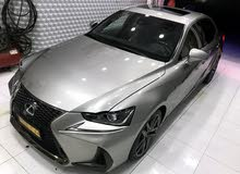 Automatic Lexus 2017 for sale - Used - Barka city
