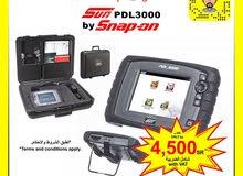 عرض خاص على جهاز Special Offer on Sun PDL3000 by Snap-On
