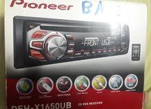كاسيت سياره pioneer  بحاله جيدة للبيع