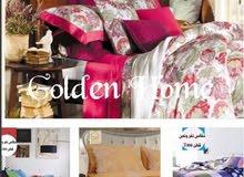 مفارش سرير للعرائس وللنفاس والوالدة