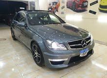 للبيع مرسيدس c300 موديل 2012