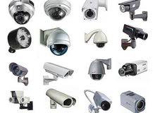 تركيب كاميرات مراقبة للمصانع والشركات والمحالات والمنازل بأقل التكلفة
