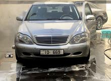 Mercedes S 500 200 very clean for sale