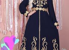 فستان مناسبة ستايل مغربى