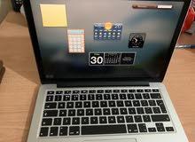 Macbook Pro 13 inch Early 2015 Retina