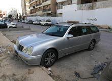 Gasoline Fuel/Power   Mercedes Benz E 400 2002