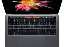 "3.1, 1Tb touchBar  Apple 15.4"" MacBook Pro with Touch Bar (2017 latest model) Space Gray)"