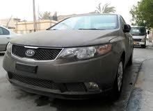 Kia Forte 2010 for sale in Ajdabiya