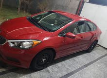 Kia Forte 2016 For sale - Red color