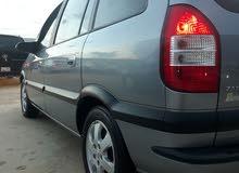 180,000 - 189,999 km mileage Opel Zafira for sale