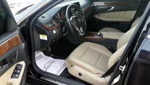 Black Mercedes Benz E 350 2013 for sale