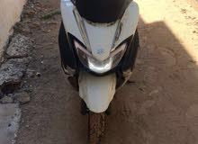 Suzuki motorbike made in 2019