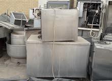 نشتري جميع انواع السكراب حديد ألمنيوم نحاس مخلفات مصانع وشركات