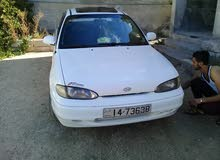 Hyundai Accent 1995 For sale - White color