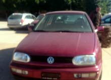 190,000 - 199,999 km Volkswagen Golf 1997 for sale