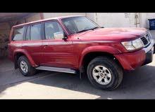 Nissan Patrol 1998 For sale - Red color