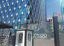مقر اداري او طبي بل القاهره الجديده بمبنى كايرو بزنس بلازا