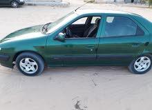 Green Citroen Xsara 1998 for sale