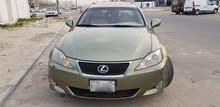 0 km Lexus IS 2008 for sale