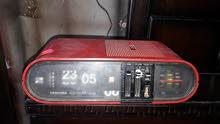 راديو توشيبا قديم كثير للبيع