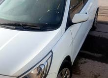 Hyundai Accent 2014 For Rent - Silver color