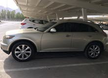 Used condition Infiniti FX35 2007 with  km mileage