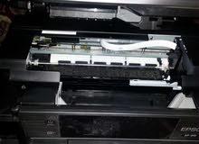 طابعه ابسون xp410 مستخدم نظيف