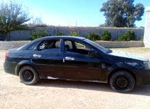 Manual Chevrolet 2008 for sale - Used - Gharyan city