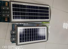 كشافات LED طاقة شمسية
