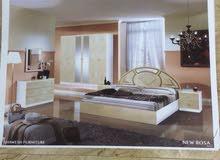 غرف نوم ايطالية اسمها ( روزا ) بيج في الذهبي  H