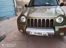 190,000 - 199,999 km mileage Jeep Liberty for sale