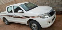White Toyota Hilux 2013 for sale
