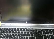 لابات HP 8560 I5 S.G/VGA ATI 1024 /4/500/15.6/CAMERA