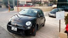 FIAT 500E 2015 BLACK