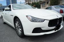 Available for sale! 60,000 - 69,999 km mileage Maserati Ghibli 2014