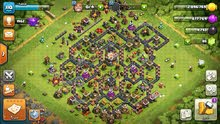 كلاش اوف كلانس ( clash of clans ) البيت مستوى 11