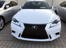 Available for sale!  km mileage Lexus ISF 2016