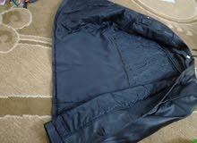 جاكيت جلد اصلي للبيع صناعة مصريه أصلية وكاله