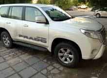 Toyota Prado 2015 For sale - White color