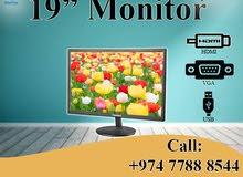 """19""""Led Monitor"""