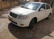 Toyota Corolla car for sale 2005 in Al Masn'a city