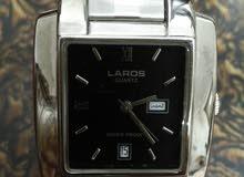 ساعة يد رجالية مستعملة ماركة LAROS