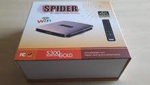 رسيفر Spider S300 Premium Gold 4k