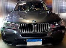 BMW X3 2014بحاله جيده للبيع