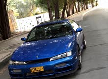 km Nissan Silvia 1995 for sale