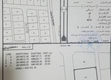 بيع ارض سكنيه في حي عاصم