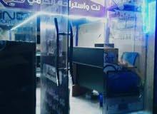 محل نت واستراحه متكامله/اليمن-إب