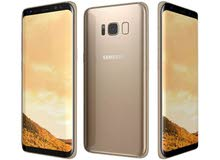 Brand New Samsung S8, 64g, Gold Color for Sale