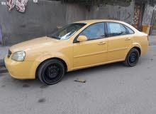 Gasoline Fuel/Power   Chevrolet Optra 2011